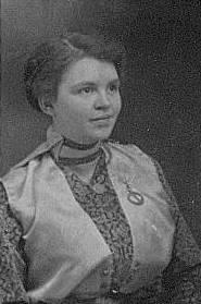 Alice Germain in 1915