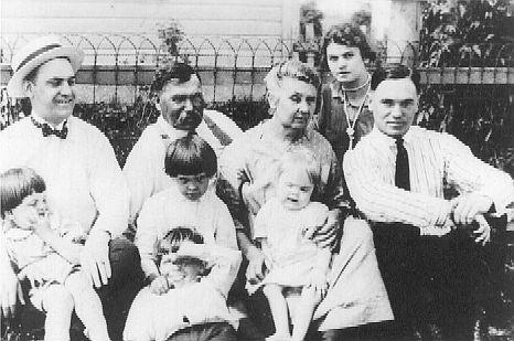 Albert and Célina Remington Family #1