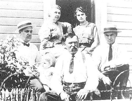Albert and Célina Remington Family #2