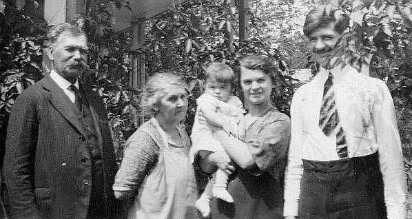 Albert and Célina Remington Family #3