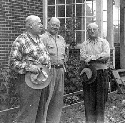 George, Harvey, and Arthur Remington
