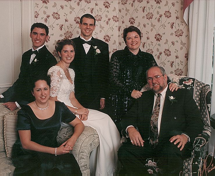 Lewis Remington and Family