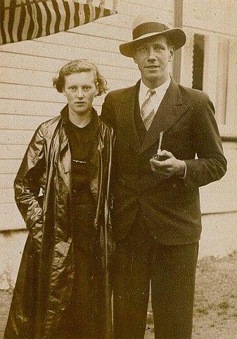 Marthon and Ragnhild Remø