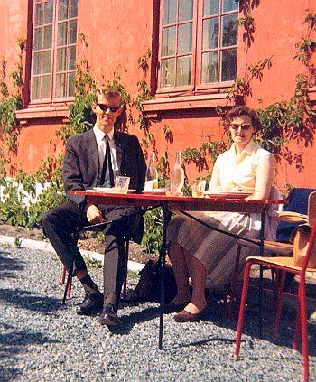 Thor and Ragnhild Remø