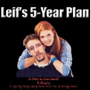 Leif's 5-Year Plan (LNR3) album cover