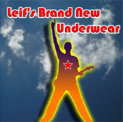 Leif's Brand New Underwear (LNR5) album cover