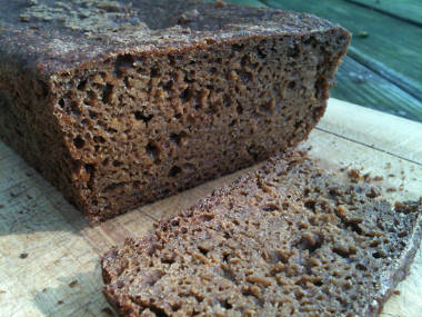 Westphalian pumpernickel