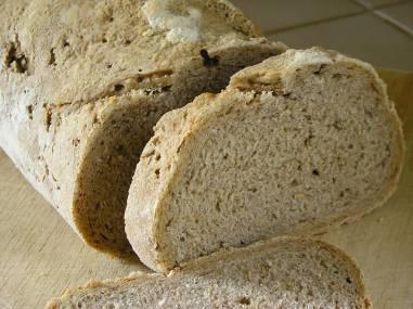 Caraway rye bread
