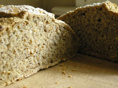 Seedalicious bread