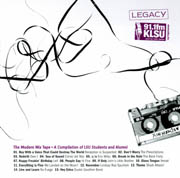 Legacy/KLSU Modern Mix Tape album cover