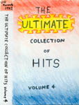 The Ultimate Collection of Hits, Volume 4 tape cover