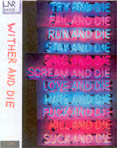 Wither and Die tape cover